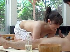 Hot spring game challenge 001