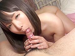 Yuzuki S Amazing Hand Job
