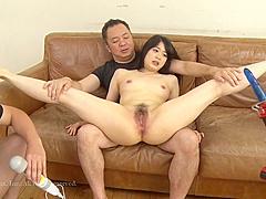 Haruka Satomi Acrobatic Neat Beauty