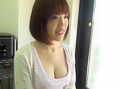 Hottest Japanese slut An Misaki in Horny masturbation, big tits JAV scene