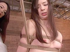 Crazy xxx movie BDSM new you've seen