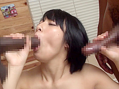 Miku Abeno - The Worlds Largest Megacock Dandy-400