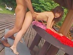 Saki Ninomiya in Wild Thing