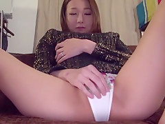 Horny Japanese model Tsukasa Kamijo in Hottest solo girl, dildos/toys JAV movie