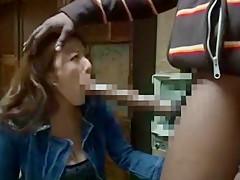 Incredible Japanese girl Meisa Hanai in Hottest Interracial, Blowjob/Fera JAV scene