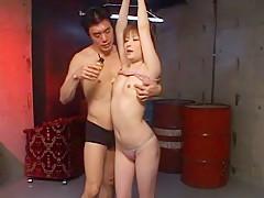 Best Japanese model Rika Sonohara in Amazing BDSM, Masturbation/Onanii JAV clip