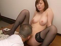 Amazing Japanese girl Nanako Mori in Best Doggy Style, Big Tits JAV video