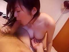 Amazing Japanese model Chisa Hoshijima in Best Big Tits JAV movie