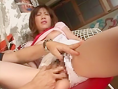 Best Japanese chick Nana Shiraishi in Exotic Big Tits JAV clip