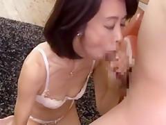 Fabulous Japanese chick in Incredible Skinny, Small Tits JAV scene