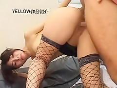 Fabulous Japanese slut in Amazing Foot Fetish, Hardcore JAV clip