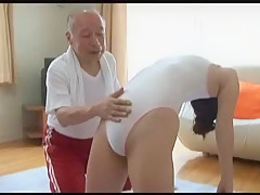 Incredible Japanese whore Reona Kanzaki, Mai Ebihara, Rina Takakura in Hottest Sports JAV video