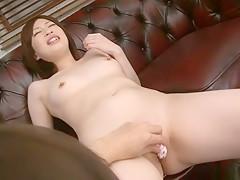 Hottest Japanese whore Riko Oshima in Fabulous JAV uncensored Shaved scene
