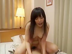 Fabulous Japanese slut Kaoru Kojima, Rei Kitajima, Reina Konno in Best Cunnilingus, Small Tits JAV movie
