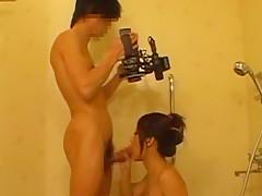 Exotic Japanese slut Satomi Suzuki in Amazing POV, Showers JAV scene