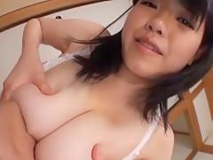 Horny Japanese slut Natsumi Kimono in Amazing Girlfriend JAV video