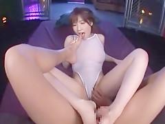 Incredible Japanese chick Saki Okuda in Best POV, Fetish JAV video