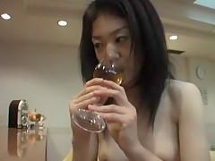Exotic Japanese whore Mimi Yuuki, Riko Tachibana, Madoka Kikuhara in Crazy Swallow, Blowjob JAV video