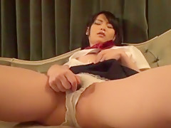 Crazy Japanese model Sayaka Aishiro in Amazing Big Tits, Dildos/Toys JAV video