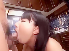 Exotic Japanese slut Megumi Haruka in Horny Blowjob, Handjobs JAV movie