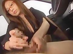 Fabulous Japanese chick Mayumi Sendo in Exotic Sports, Fingering JAV movie