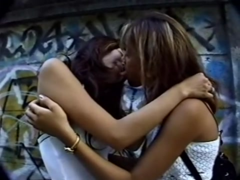 Sweet Jap Lesbians Enjoying Hot Sapphic love