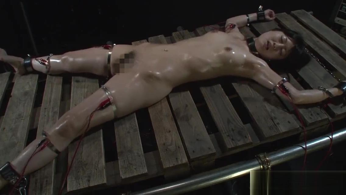 Mature japanese bondage torture