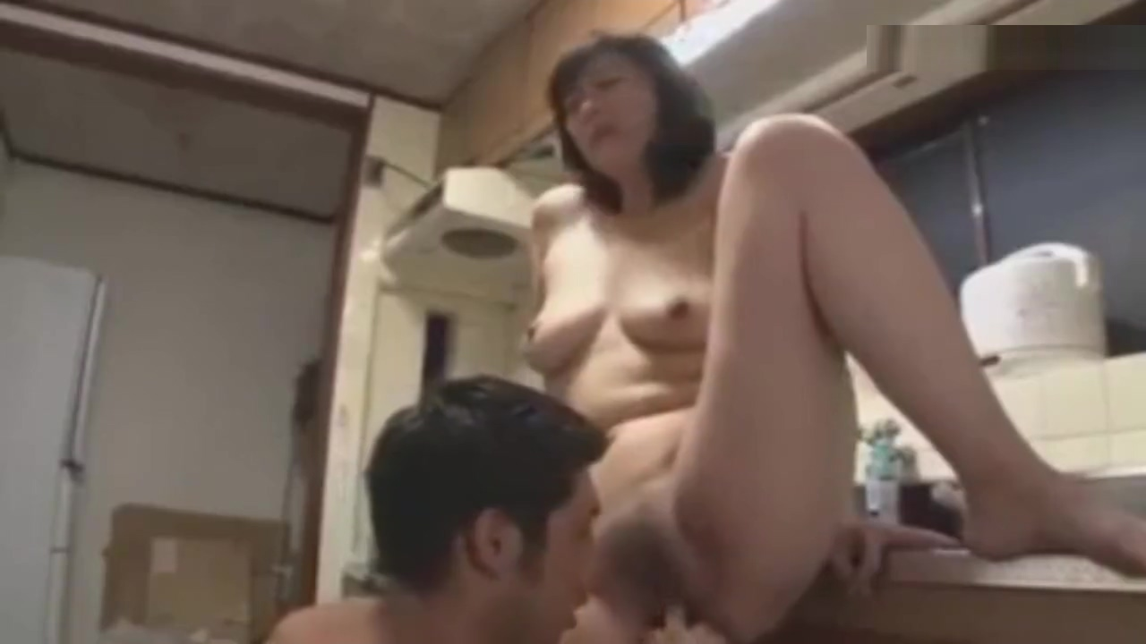 young boy is in love with a mature japanese girl